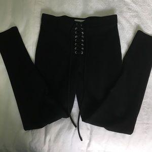 black tie leggings✨
