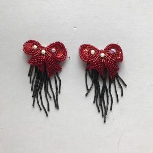 Jewelry - Vintage Flapper Earrings