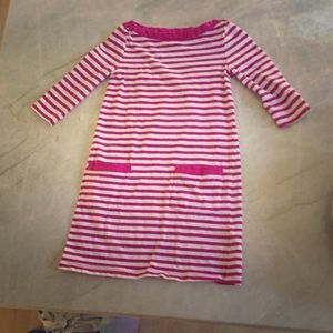 Other - Kate spade red stripe dress