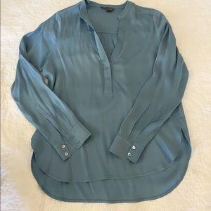 Vince satin blouse