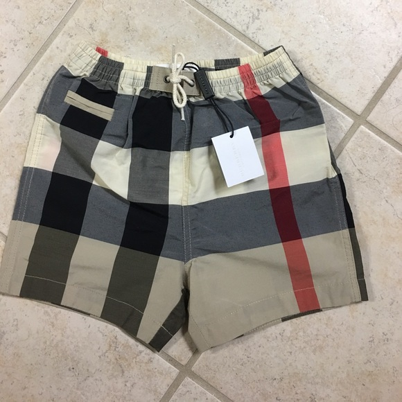 9a1edfcbbde98 Burberry Swim | Baby Boy Trunks | Poshmark