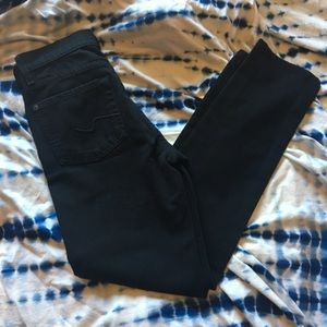NWOT high waist roxanne 7 for all mankind jeans
