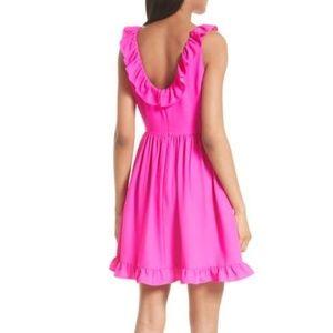kate spade Dresses - NWT Kate Spade ruffle back mini dress