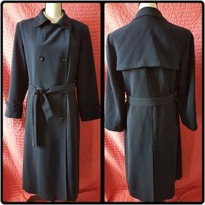 Vintage Talbots Trench Coat