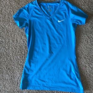 Nike Pro Fitted Dry Fit Workout Shirt