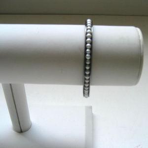 Lynn Ban Jewelry - Lynn Ban PEARL CUFF NWOT Rhodium silver bracelet