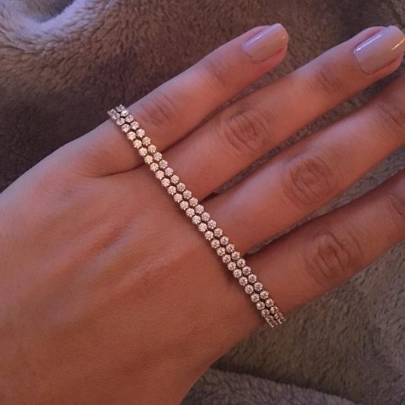 Swarovski Crystal Subtle Bracelet. M 597a86c54e95a32698002e32 50b1b172c711