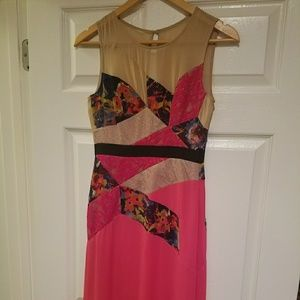 BCBG gown - EUC only worn ONCE