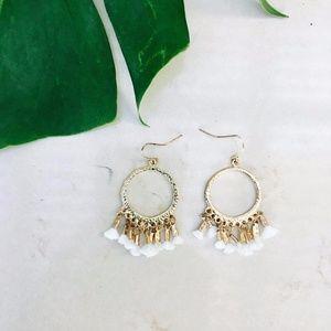 Jewelry - Boho chic tassel earrings