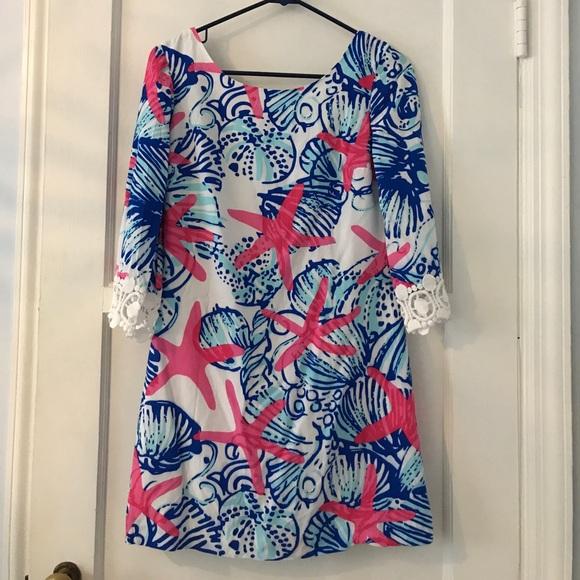 17505d5df929 Lilly Pulitzer Dresses | Nwot Harbour Tunic Dress Xs | Poshmark