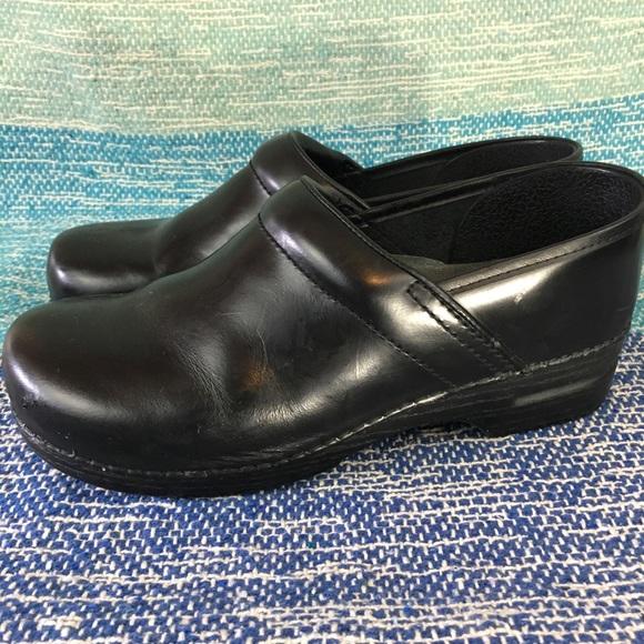 71 dansko shoes dansko comfort black slip resistant