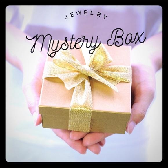 NuBella Jewelry - 🎈Jewelry Mystery Box contains 5 Fab Jewelry Items