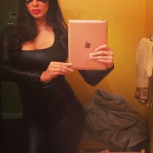 Other - Latex jumpsuit