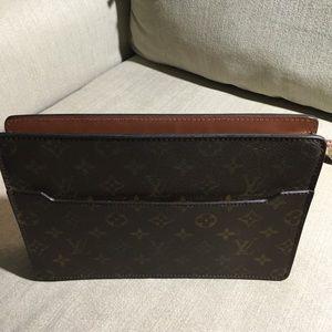 Authentic LV Vintage Clutch