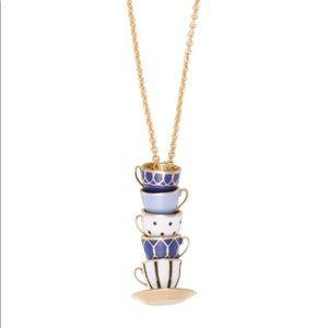 Kate Spade Tea Time Necklace