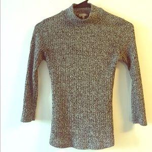 Gray Charlotte Russe Sweater (XS)