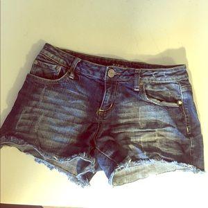 *UNAVAILABLE* Sturdy Denim Shorts (Size 9)