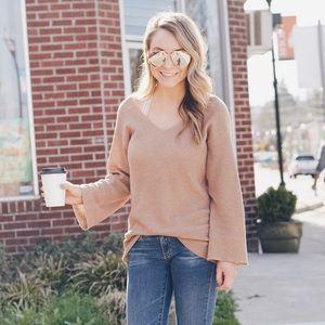 H&M V-Neck Basic Sweater size XS!