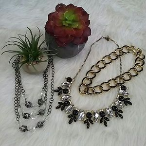 Jewelry - Necklace lot
