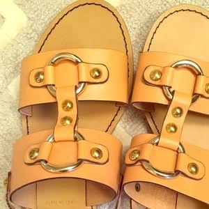 Jcrew retail sandals never worn