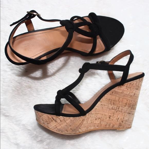 41f62f7a03 H&M Shoes | Hm Cork Wedges | Poshmark