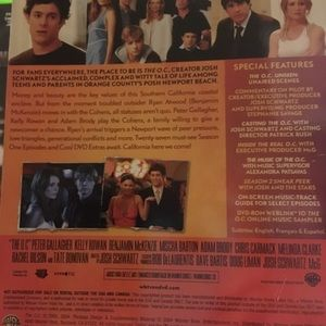 Other - THE OC- THE COMPLETE FIRST SEASON