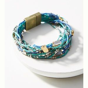Anthropologie bracelet. NWT.