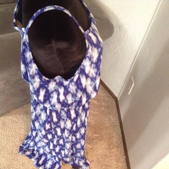 FADED GLORY Dresses - Spaghetti strap maxi dress.  NWOT