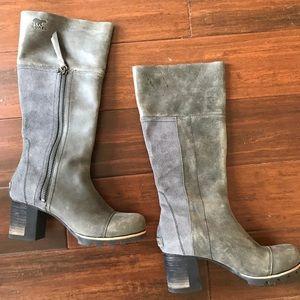 f6509380e0d Sorel Shoes - Sorel Addington Tall Boots Dark Grey