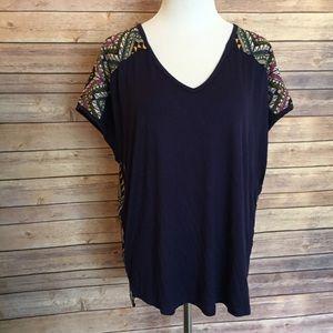 NWT Pixley print shirt {Stitch Fix}