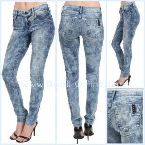 Black Orchid acid washed skinny jeans, size 28