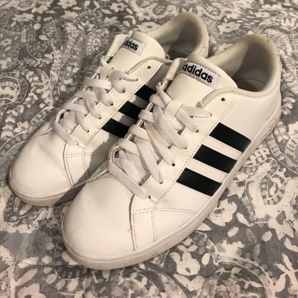 le adidas neo cloudfoam basale scarpe poshmark