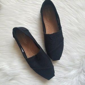 New Black Toms!