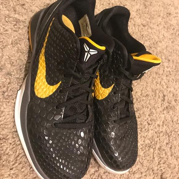 Nike Shoes   Kobe Bryant Black Mamba