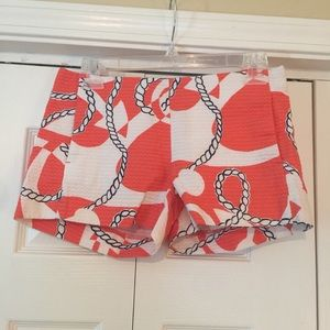 Lilly Pulitzer Liza Shorts