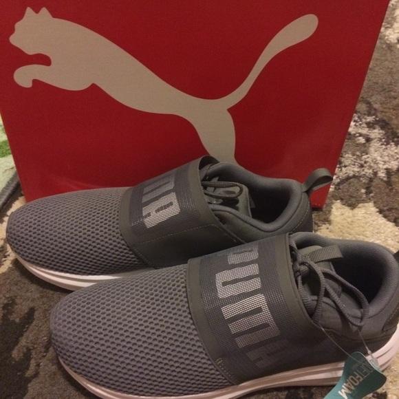 Puma Men s Enzo Strap Sneaker 80d728dc6