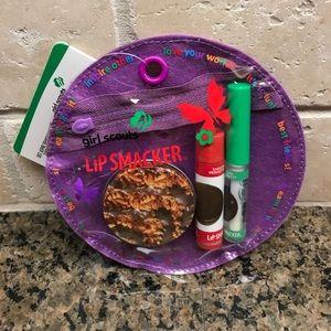 lip smacker Makeup - Girl Scouts Lip Smacker set