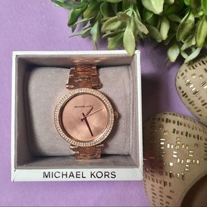 Michael Kors Rose Gold Watch MK6426