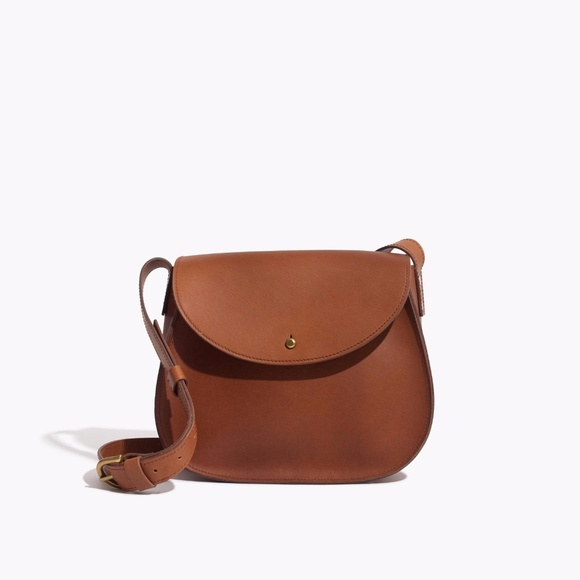 4833694d395 Madewell Bags   Marfa Saddlebag English Saddle Leather   Poshmark