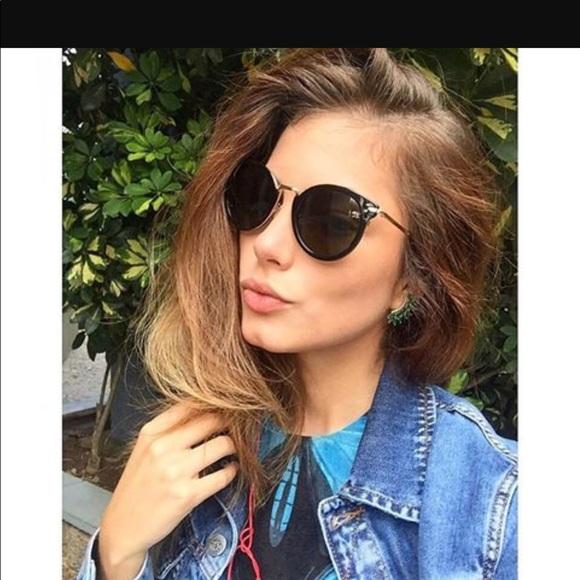 7e8facc4f84 Celine Accessories - Celine Lea sunglasses Havana brown 😎