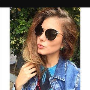 70de2511fa9e0 Celine Accessories - Celine Lea sunglasses Havana brown 😎