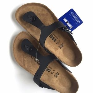 LAST ONE‼️NWT Birkenstock Gizeh Thong Sandals (37)