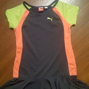 Girl's Puma tennis dress