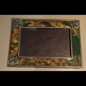 Other - PEWTER PICTURE FRAME