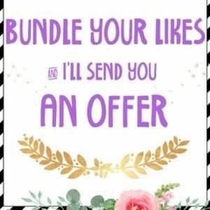 Private Discount on Bundles