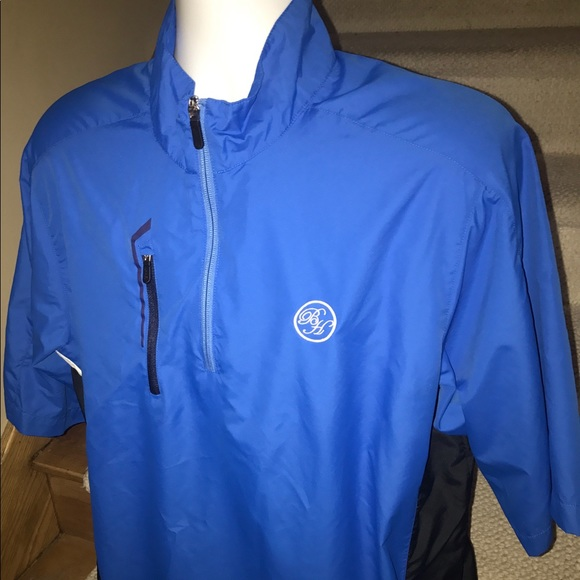81995e7f1 Bobby Jones Other - Bobby Jones X-H2O waterproof golf rain jacket - L