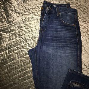 Denim - Jcrew straight pant