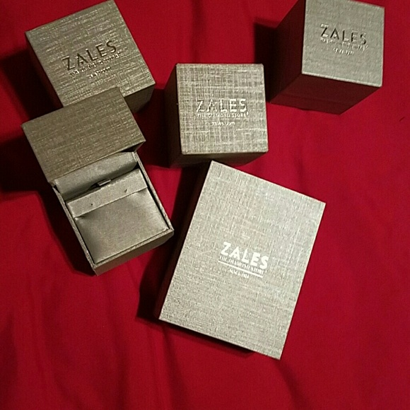 Zales Accessories Jewelry Box 8 Each Poshmark