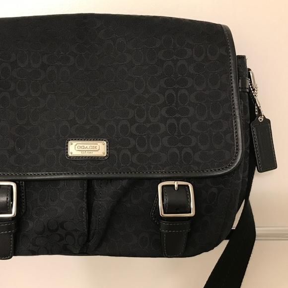 Coach Handbags - Coach messenger + phone trade b30417878ba61
