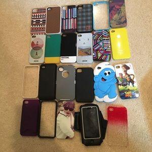 Accessories - iPhone 4 cases